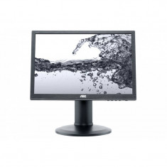 Monitor LED AOC I960PRDA 19 inch 5ms Black