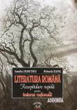 LITERATURA ROMANA RECAPITULARE RAPIDA PENTRU TESTAREA NATIONALA Dumitriu, Jianu