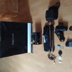 Pachet Nikon - Aparat Foto cu Film Nikon