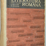 Literatura romana Manual pentru clasa a XI- a - 1969 - Manual scolar, Clasa 3