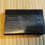 Baterie Aparat Foto Fuji NP60 3, 7V 1000mAh, Dedicat
