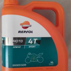 Ulei Repsol 10 W 40 - Ulei motor Moto