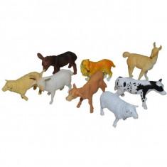 Set 8 Animale domestice mici - Figurina Animale