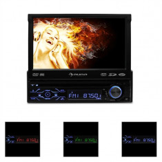 DVD player de mașină cu ecran Auna MVD-180, LCD 18 cm - DVD Player auto