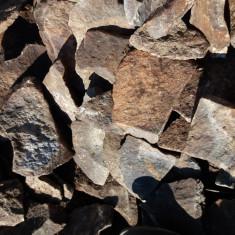 Piatra de placat naturala sau pavat nu se exfoliaza