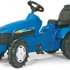 Tractor Cu Pedale Copii ROLLY TOYS 036219 Albastru - Vehicul