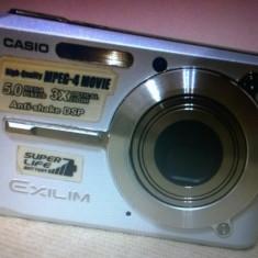 Aparat foto Casio Exilim EX S 500 - Aparat Foto compact Casio