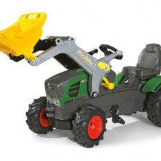 Tractoras copii cu pedale Rolly Toys 611089 - Vehicul