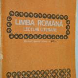 Limba Romana Manual pentru clasa a VII- a - 1990 - Manual scolar, Clasa 4