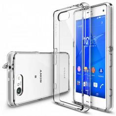 Husa Protectie Spate Ringke FUSION Crystal View plus folie protectie pentru Sony Xperia Z3 compact - Husa Telefon
