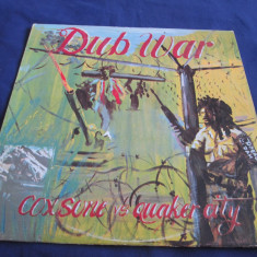 Scientist - Dub War(Coxsone vs.Quaker City) _ vinyl, LP, album_Imperial(Canada) - Muzica Reggae, VINIL