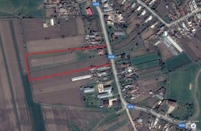 18.000mp teren intravilan-40Km de Buc. si 15km de Ploiesti foto mare
