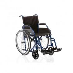 Fotoliu rulant pliabil pentru transport pacienti MCP102 - Scaun cu rotile