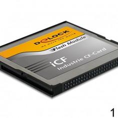 COMPACT FLASH CARD INDUSTRIAL 1GB DELOCK 54202 - Card Compact Flash