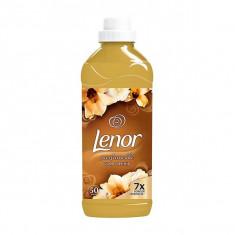 Balsam de rufe Lenor Parfumelle Gold Orchid 1.5 l - 50 spalari