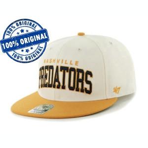 Sapca '47 Nashville Predators - originala - flat brim - snapback - oficiala NHL