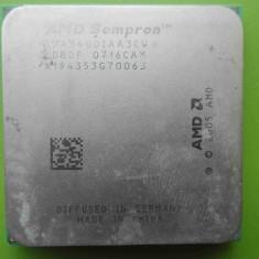 Procesor AMD Sempron 3400+ 1.8GHz socket AM2 - DEFECT - Procesor PC AMD, Numar nuclee: 1, 1.0GHz - 1.9GHz