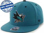 123123Sapca '47 San Jose Sharks - originala - flat brim - snapback - oficiala NHL