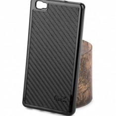 Husa silicon TPU Huawei P8lite Beeyo Carbon Blister Originala - Husa Tableta