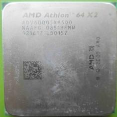 Procesor AMD Athlon 64 x2 6000+ Dual Core 3.1GHz socket AM2 - DEFECT - Procesor PC AMD, Numar nuclee: 2, Peste 3.0 GHz