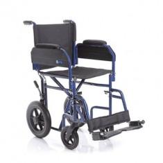 Fotoliu rulant pliabil pentru transport pacienti MCP625 - Scaun cu rotile