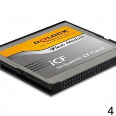 COMPACT FLASH CARD INDUSTRIAL 4GB DELOCK 54200 - Card Compact Flash