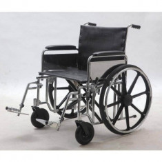 Fotoliu rulant pliabil pentru transport pacienti obezi YJ-010B