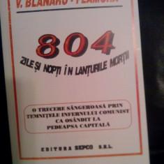 V BLANARU FLAMURA 804 ZILE SI NOPTI IN LANTURILE MORTII 1996 MISCAREA LEGIONARA