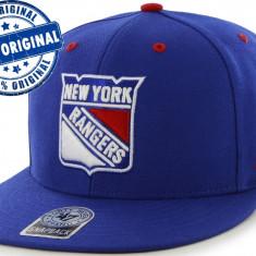 Sapca '47 New York Rangers - originala - flat brim - snapback - oficiala NHL, Marime universala