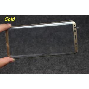Folie Sticla Curbata 3D / Tempered Samsung Galaxy S8 / S8 plus / S9 / S9 plus