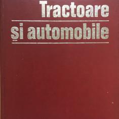 TRACTOARE SI AUTOMOBILE - N. Tecusan, Nitescu
