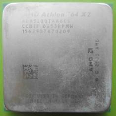 Procesor AMD Athlon 64 x2 5200+ Dual Core 2.6GHz socket AM2 - DEFECT - Procesor PC AMD, Numar nuclee: 2, 2.5-3.0 GHz