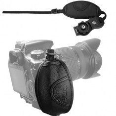 Fotga Curea de mana pentru aparate foto DSLR - Geanta Aparat Foto