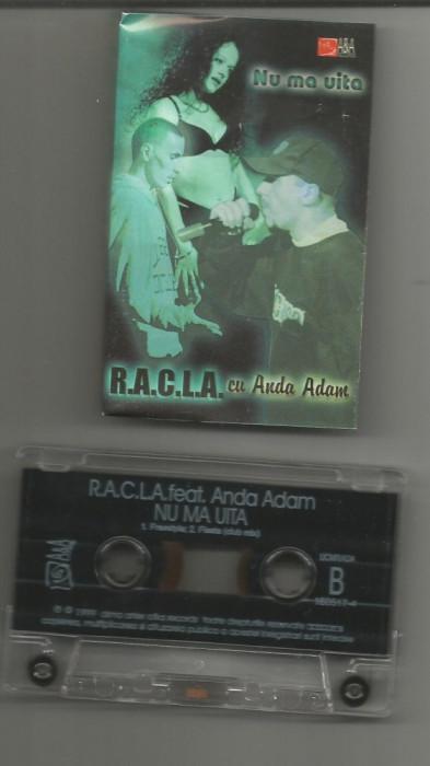 A(02) Caseta audio-R.A.C.L.A.-Anda Adam-Nu ma uita