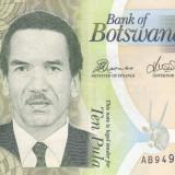 Bancnota Botswana 10 Pula (2010) - P30b UNC - bancnota africa