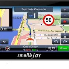 Gps Auto Smailo Joy V2 Nou Sigilat Folie Harti IGO 2017 EUROPA Toata Instalate, 4, 3, Toata Europa, Receiver GPS USB, 20 canale, Redare audio: 1