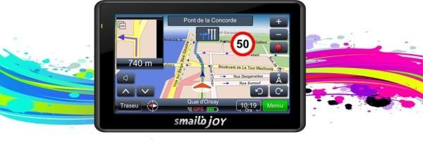 Gps Auto Smailo Joy V2  ca Nou Harti Instalate IGO 2018 EUROPA toata foto mare