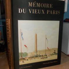 LEON LEYMONNERYE - MEMOIRE DU VIEUX PARIS ( CARTE ARHITECTURA ) - 1988