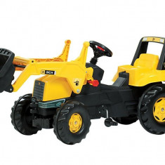 Tractor Cu Pedale Copii ROLLY TOYS 812004 Galben - Vehicul