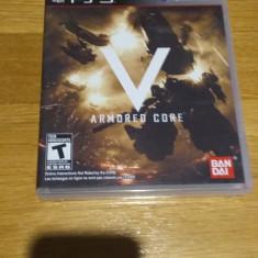 PS3 Armored core 5 - joc original by WADDER, Actiune, 12+, Single player, Namco Bandai Games