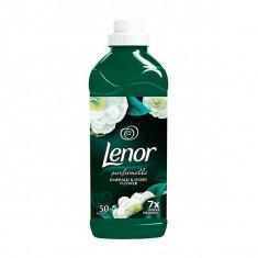Balsam de rufe Lenor Parfumelle Emerald & Ivory Flower 1.5 l - 50 spalari