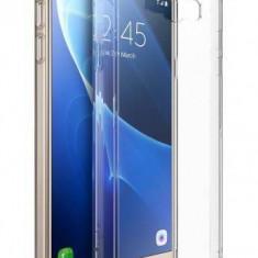 Husa Protectie Spate Ringke Fusion Crystal Clear pentru Samsung Galaxy J7 2016 plus folie Invisible Screen Defender