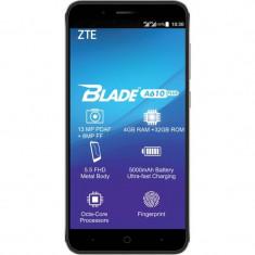 Smartphone ZTE A610 Plus 32GB Dual Sim 4G Grey - Telefon mobil ZTE