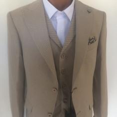 Costum Barbati model 2017, Marime: 46, 48, 50, 52, 54, 56, Culoare: Din imagine