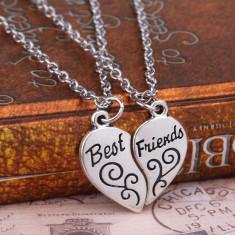 Lantisor / Lantisoare Pandantiv ACCESORII Best Friends BFF vanzare PRET IEFTIN - Lantisor fashion