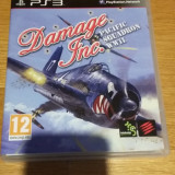 PS3 Damage inc. Pacific Squadron WWII - joc original by WADDER, Simulatoare, 12+, Single player