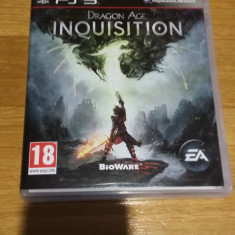 PS3 Dragon age inquisition - joc original by WADDER - Jocuri PS3 Electronic Arts, Role playing, 18+, Single player