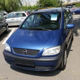 Opel Zafira 7 locuri Euro 4 2003, Benzina, 168000 km, 1600 cmc
