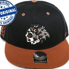 Sapca '47 Chicago Blackhawks - originala - flat brim - snapback - oficiala NHL