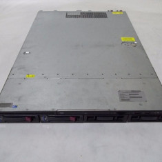 HP DL320 G6 Xeon 2, 93GHz quad-core 1TB SATA, 18GB RAM doua surse, server 1U - Server HP